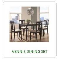 VENNIS DINING SET